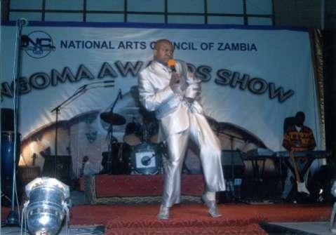Comedian Chibwe Ngoma Awards 2010