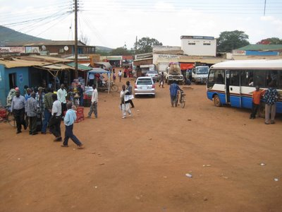 CHIPATA BUS STATION -source Mark Hemsworth