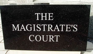 Magistrates-court