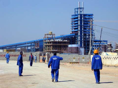 Chambishi Smelter