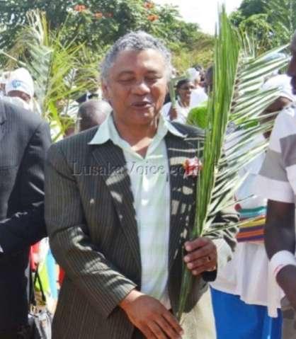 Given Lubinda