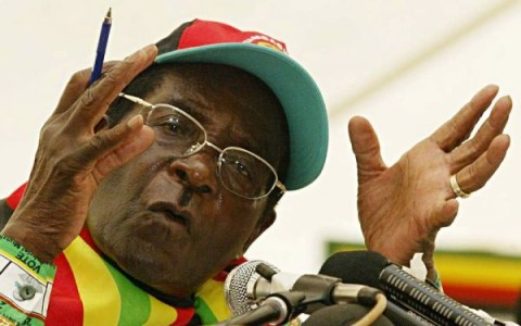 Mugabe 89 vows to 'step down' if he loses