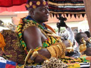 Asantehene Otumfour Osei Tutu II