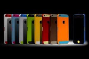 Fingerprint-Detecting iPhone 5S