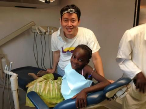 Senanga Eye/Dental Camp