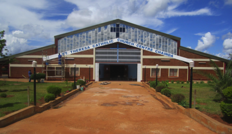 Donations from Tyrone have funded a vital new community centre in Lusaka, Zambia, which opened on Saturday