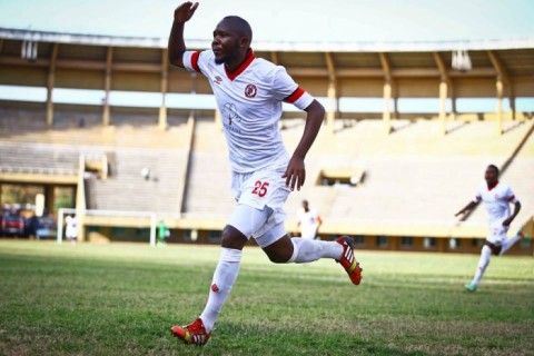 NKana FC defender Christopher Munthali netted the winning goal that kicked KCC FC out of the Caf champions league