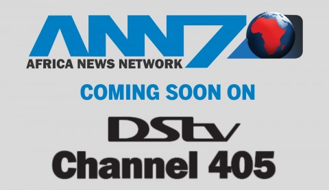 ANN7, the new 24-hour South African TV news channel is coming to MultiChoice's DStv channel 405