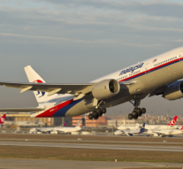 Malaysia Airlines Boeing 777-200ER 9M-MRO IST 2012-1-23