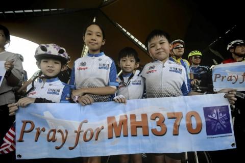 Pray for Malaysia Flight 370