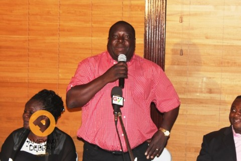 Kambwili's Send Off dinner by Ghana's Ministry of Youth and Sports