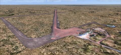 Kasama Airport - FLKS