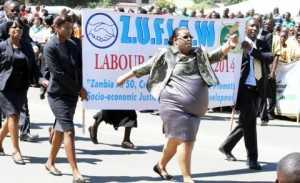 Labour Day in pictures