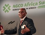 MINISTER of Commerce Trade and Industry, Robert Sichinga