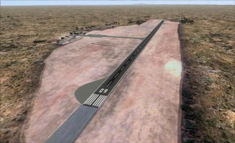 Mfuwe Airport - FLMF