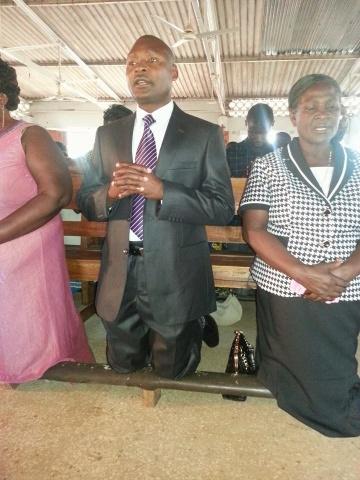 President Fr. Frank Bwalya ABZ - -