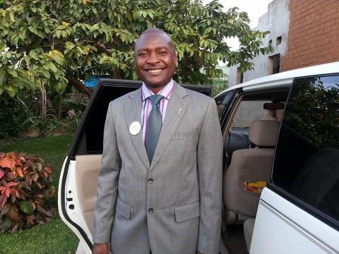 President Fr. Frank Bwalya ABZ -