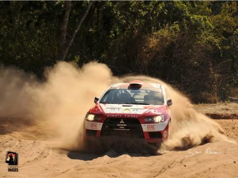 Tapio Laukkanen - Airtel Money Rally Zambia