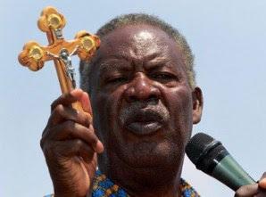 We should pray for Michael Sata
