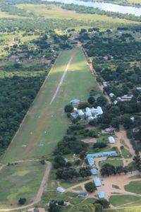 areial view Chitokoloki Mission Hospital