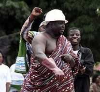 MINISTER of Youth and Sport Chishimba Kambwili