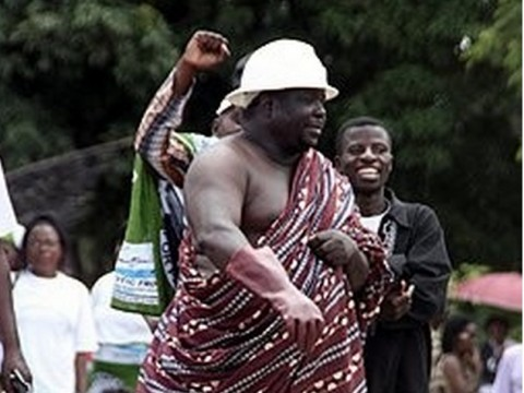 MINISTER of Youth and Sport Chishimba Kambwili