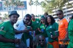 Zambia Vs Japan - Chipolopolo FANS outside stadium Party in Pictures Part II