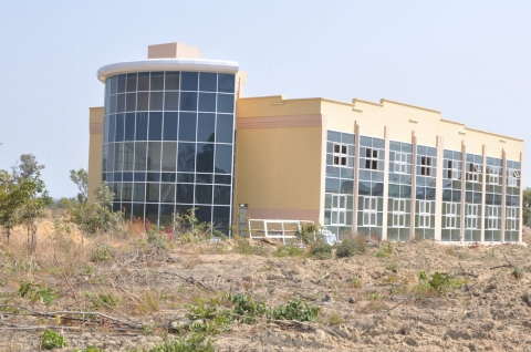 CONSTRUCTION OF ROBERT MAKASA UNIVERSITY