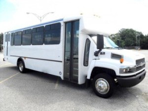 Zambia Discounts Bus Rental / Lease