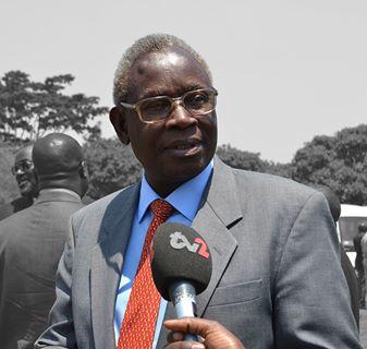 Minister of Health, Dr. Joseph Kasonde
