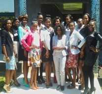 Miss Zambia CONTESTANTS in pictures