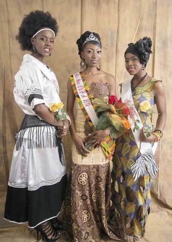 THE WINNERS—Chichi Sii, Noella Nsamwa and Mpande Mwape