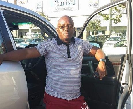 Mile Sampa's campaign team spokesperson Kelvin Mutale Sampa
