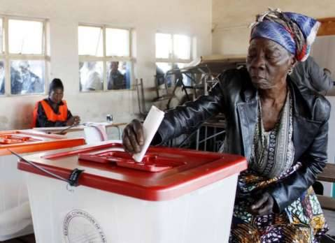 poll - ballot - Electoral Commission of Zambia