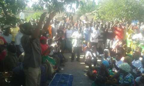 HH visits Misisi, Kuku, and Chawama Compounds.