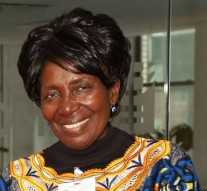 Her Honour Mrs Inonge Wina, Vice-President of the Republic of Zambia