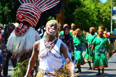 Livingstone International Culture and Arts Festival - Credit - Zambia Tourism