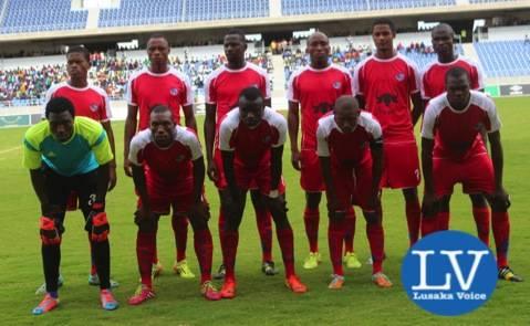 Mbabane Swallows team - Photo Credit Jean Mandela - Lusakavoice.com