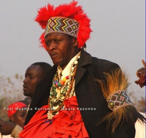 Paul Mpemba Kaniembo - Mwata Kazembe - Photo Credit -mutomboko.homestead-1