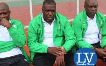 ZESCO coach George Lwandamina - Photo Credit Jean Mandela - Lusakavoice.com