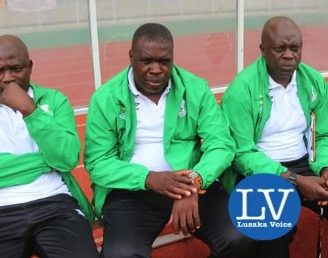 ZESCO coach George Lwandamina - Photo Credit Jean Mandela - Lusakavoice.com
