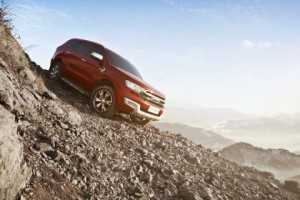 everest descent Ford's Smart New Everest Brings Refinement and Rugged Capability to the ASEAN SUV Market