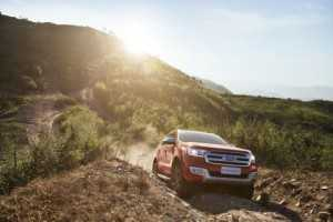 everest track Ford's Smart New Everest Brings Refinement and Rugged Capability to the ASEAN SUV Market
