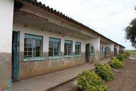 BEFORE - Golden Valley Basic School in Chisamba, Zambia