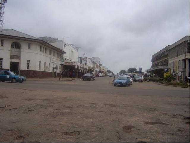 High Street, Chingola