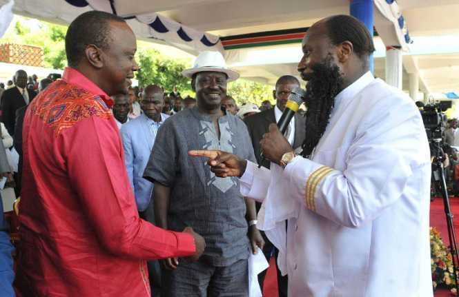 Prophet David Owuor