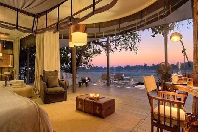 Chinzombo, South Luangwa, Zambia - Safari Camp