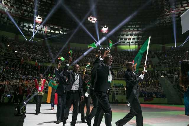 WorldSkills Zambia Competitors