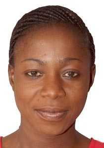 Zambian Netballer Petronella Bwalya