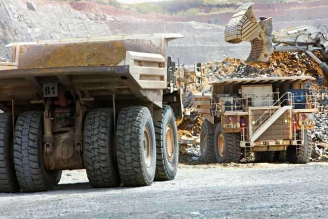 Hitachi truck 700 kansanshi